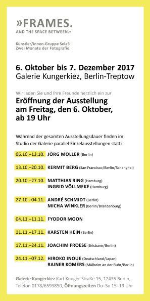 Sela5-Einladung Galerie KungerKiez Programm
